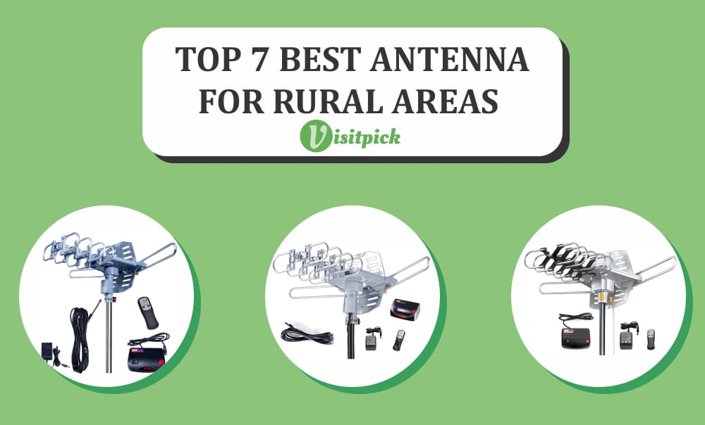 Top 7 best antenna for rural areas – Buying Review 2020