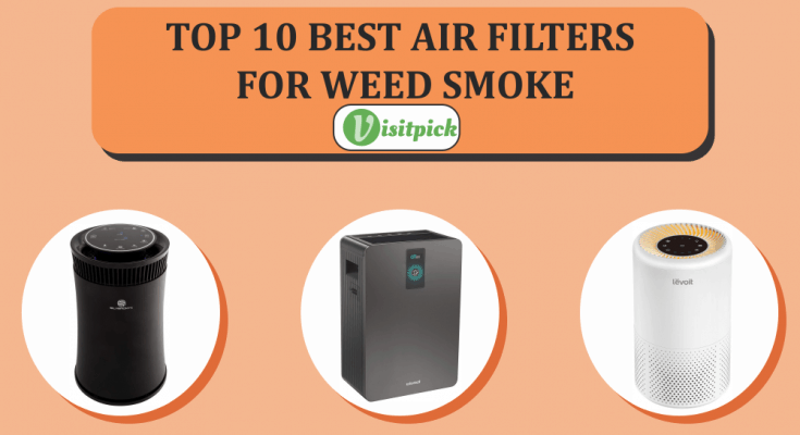 Top 10 Best Air Filters For Weed Smoke
