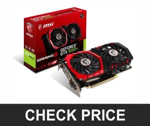MSI GAMING GeForce GTX 1050 Ti 4GB GDRR5 - Best Video Card for PUGB