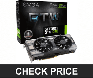 EVGA GeForce GTX 1070
