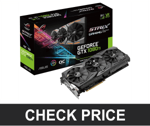 ASUS ROG Strix GTX 1080TI 11GB – Enjoy PUBG Using 100 GPU