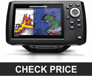 Humminbird HELIX 5 CHIRP GPS G2 Fish finder