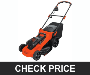 BLACK+DECKER MM2000 13 Amp Corded Mower