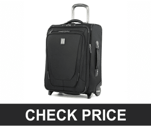 best carry on luggage with laptop compartment