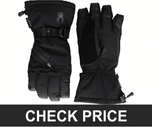 Spyder Men's Vital 3 in 1 Gore-tex Ski Glove