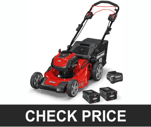 Snapper XD 82V MAX Electric Cordless 21-Inch Self-Propelled Lawnmower Kit