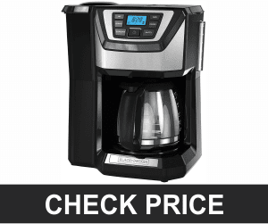 Black & Decker CM5000B Mill and Brew Coffeemaker