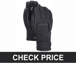 Burton Men's Baker 2-in-1 Under Glove with Removable Liner