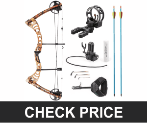 Leader Accessories Right Handed Compound Bow